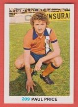 Luton Town Paul Price